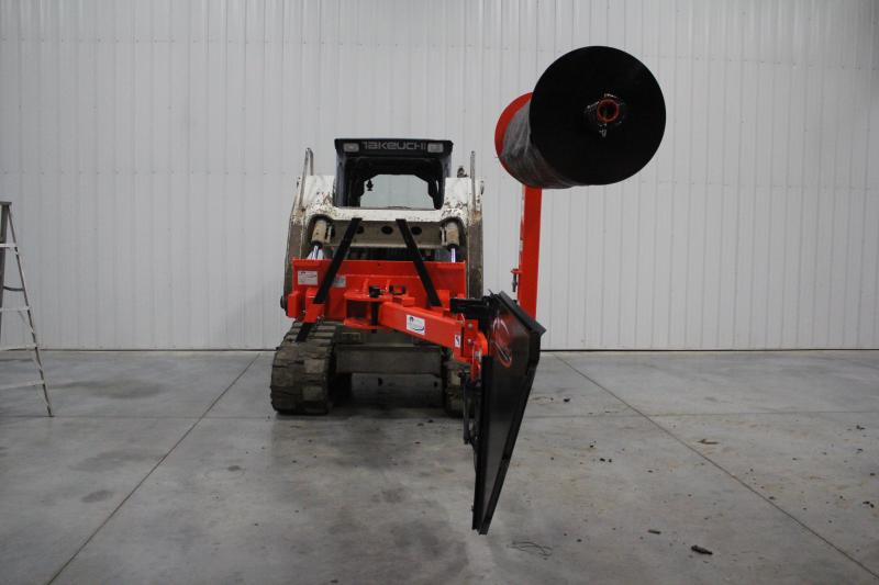 Silt Fence Plow Push Pull Silt Fence Plow Talet Equipment