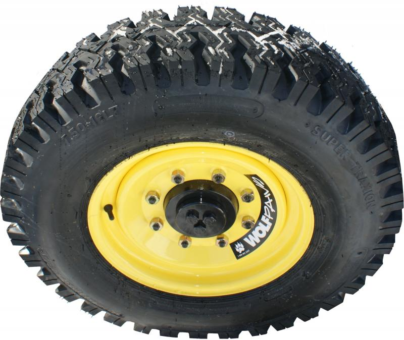 Wolf Paw Logo Wolf Paws Snow Tires