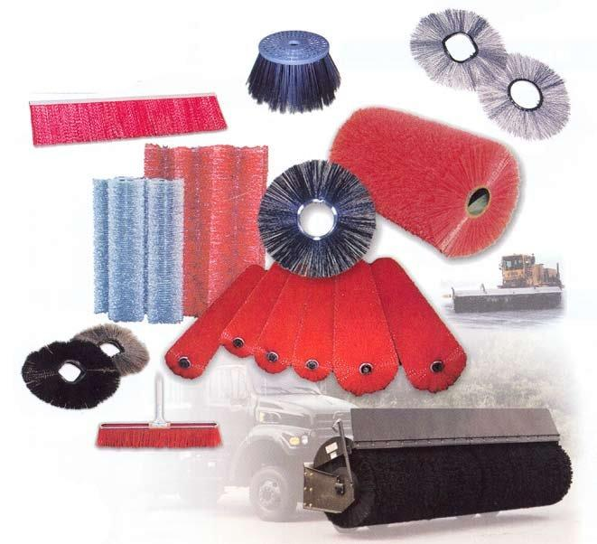 Sweepster Replacement Brushes Talet Equipment