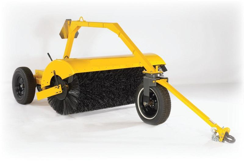 Sweepster Tb Series Tow Behind Sweeper Talet Equipment